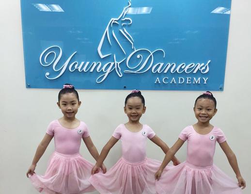 ballet classes for children