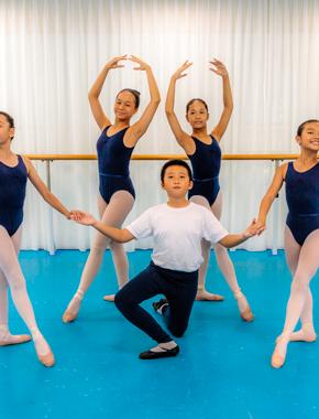 ballet classes singapore