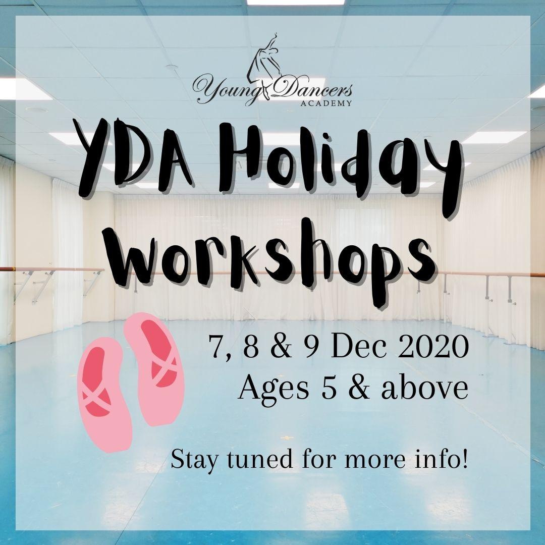 YDA Holiday Workshop Teaser